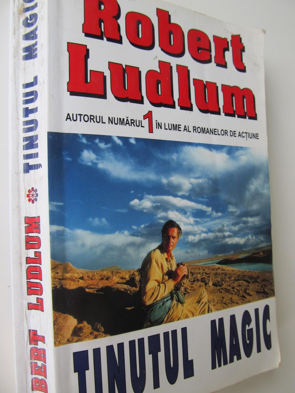 Tinutul magic - Robert Ludlum | Detalii carte