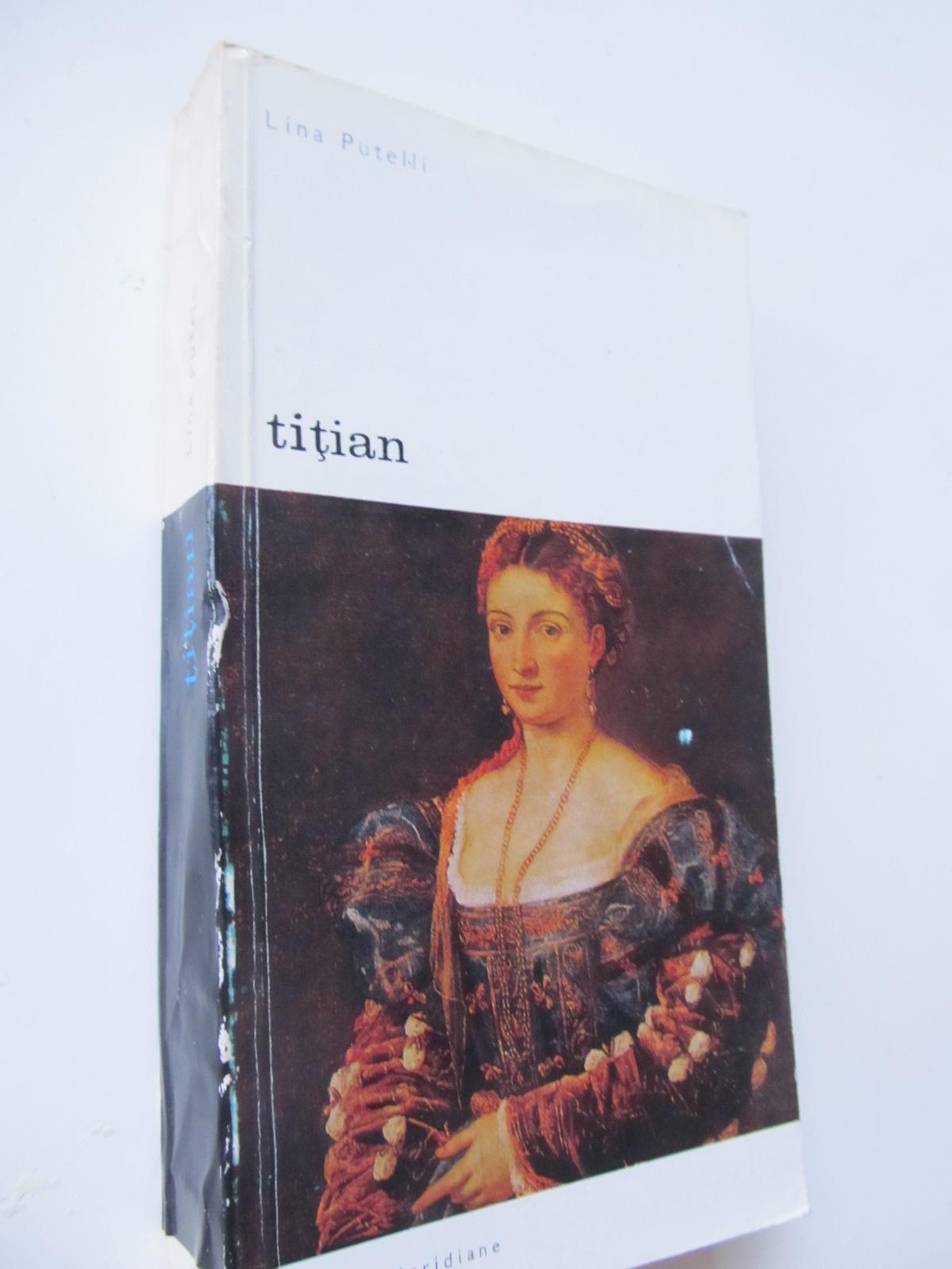 Titian - Lina Putelli | Detalii carte