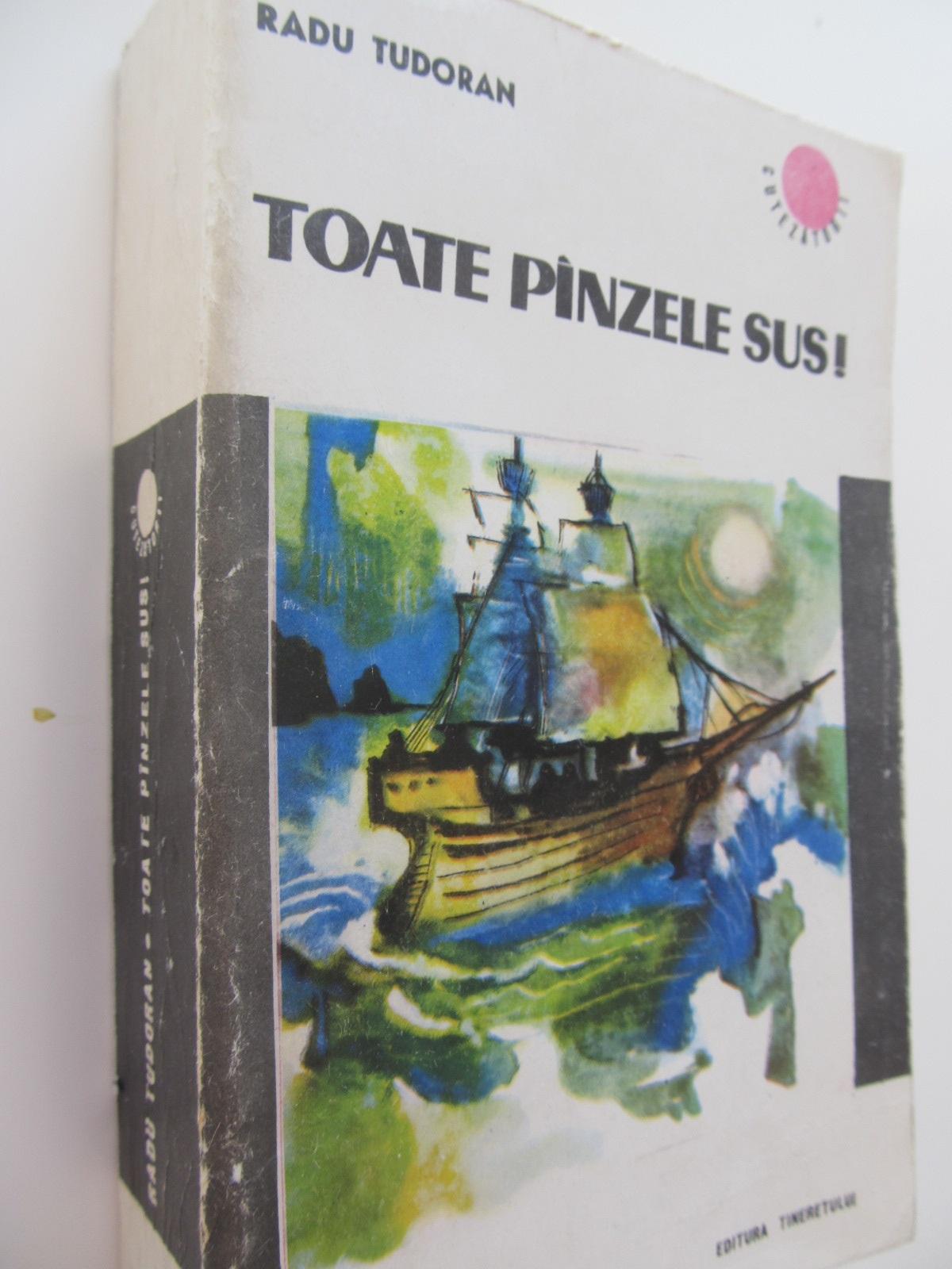 Toate panzele sus - Radu Tudoran | Detalii carte