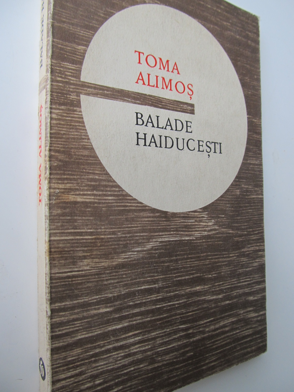 Toma Alimos Balade haiducesti - *** | Detalii carte