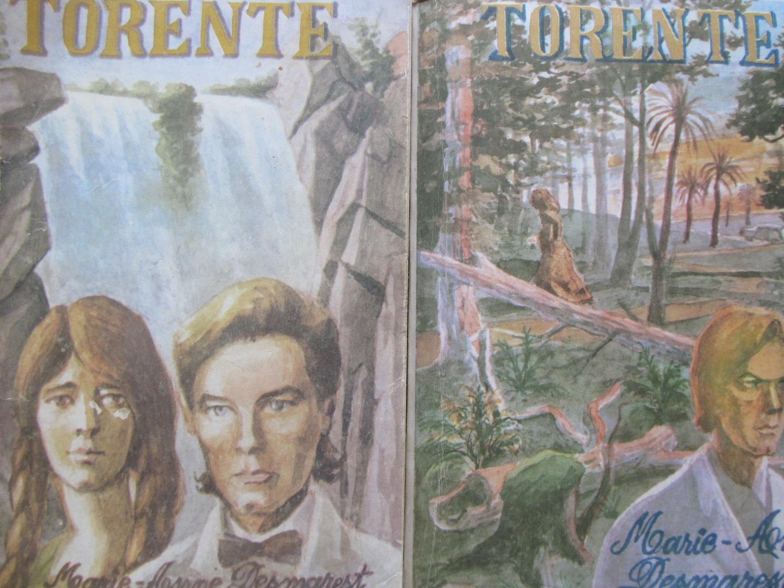 Torente (2 vol.) - complet - Marie Anne Desmartes | Detalii carte