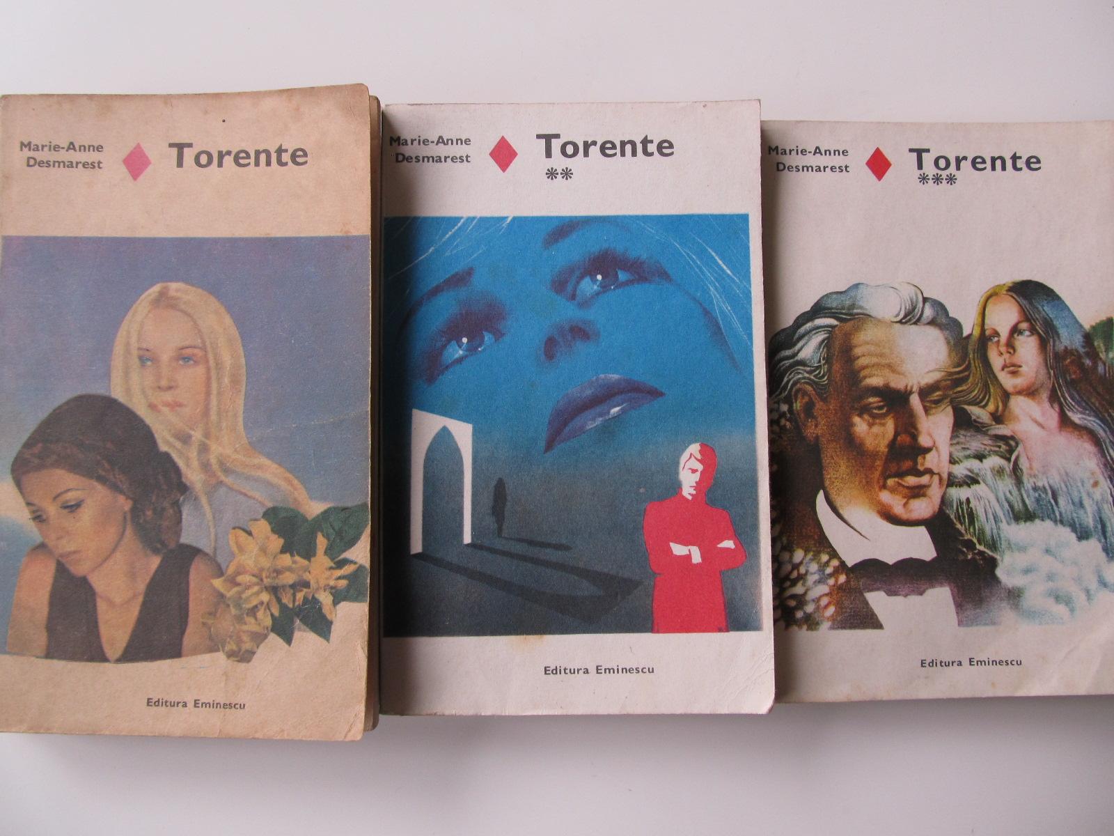 Torente (3 vol.) - complet - Marie Anne Desmarest | Detalii carte