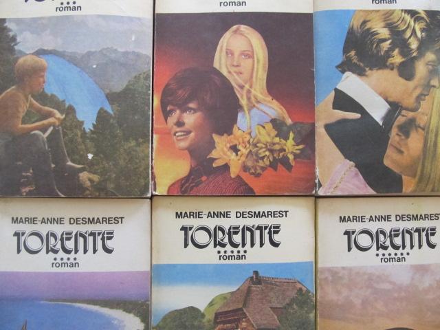 Torente (6 vol.) - complet [1] - Marie-Anne Desmarest | Detalii carte