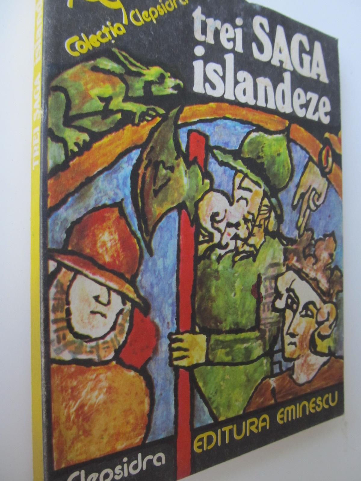 Trei saga islandeze - *** | Detalii carte
