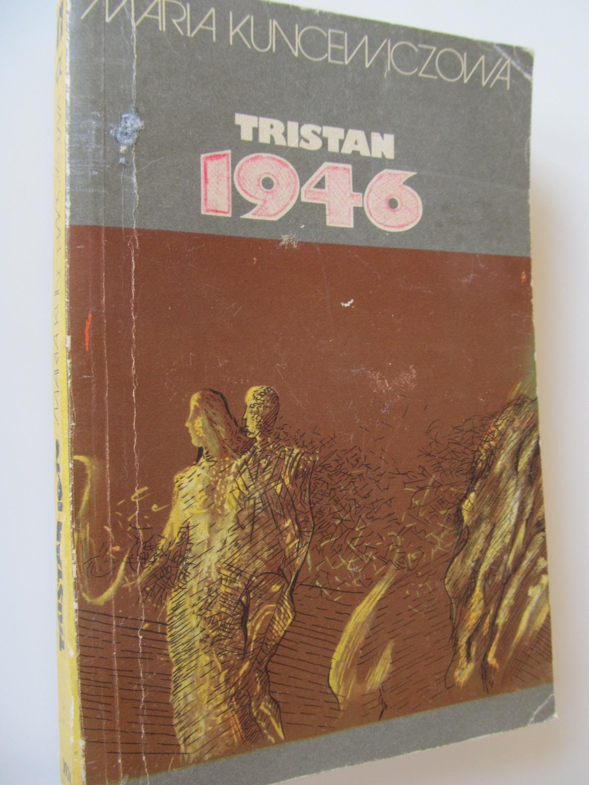 Carte Tristan 1946 - Maria Kuncewiczowa