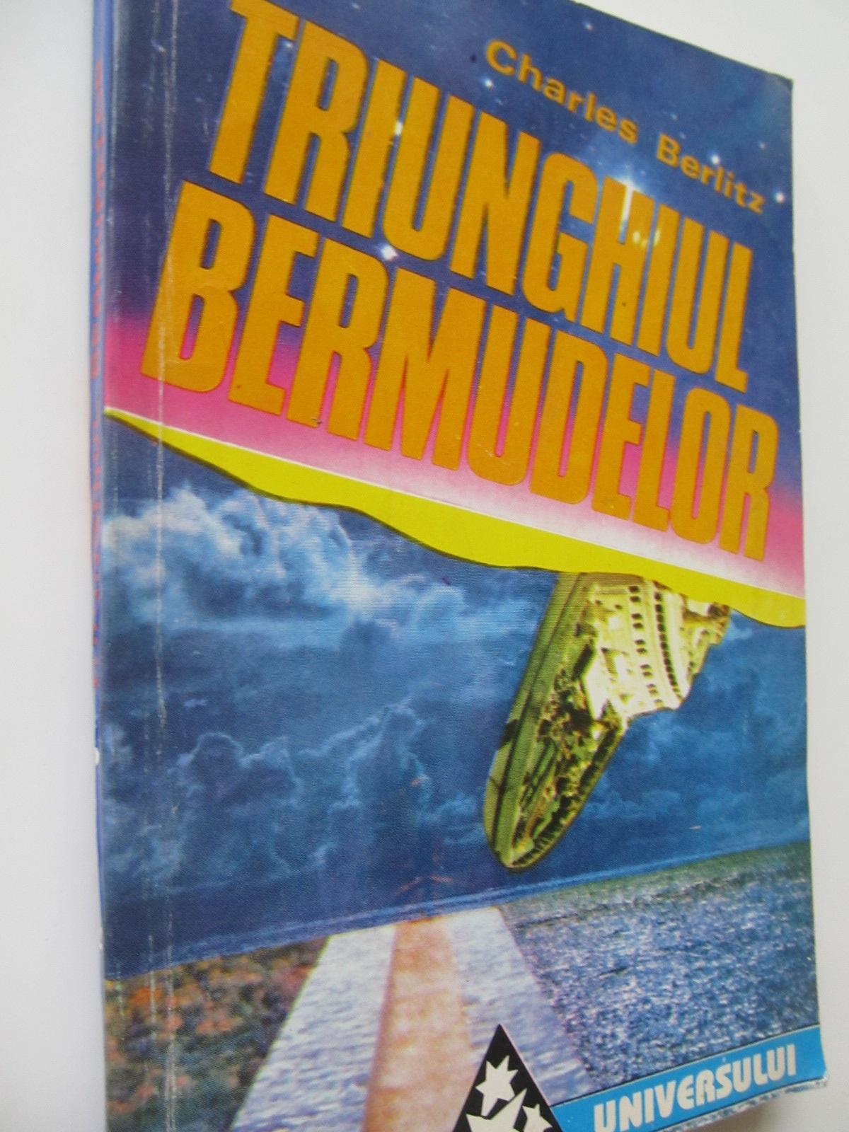 Carte Triunghiul Bermudelor - Charles Berlitz