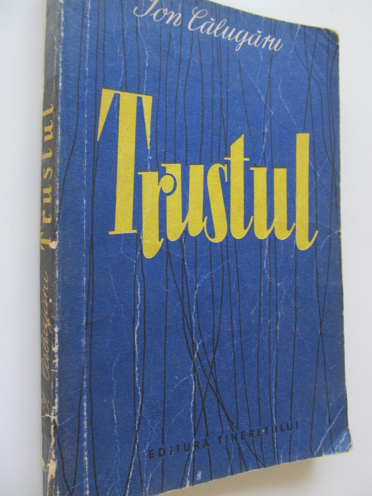 Trustul - Ion Calugaru | Detalii carte