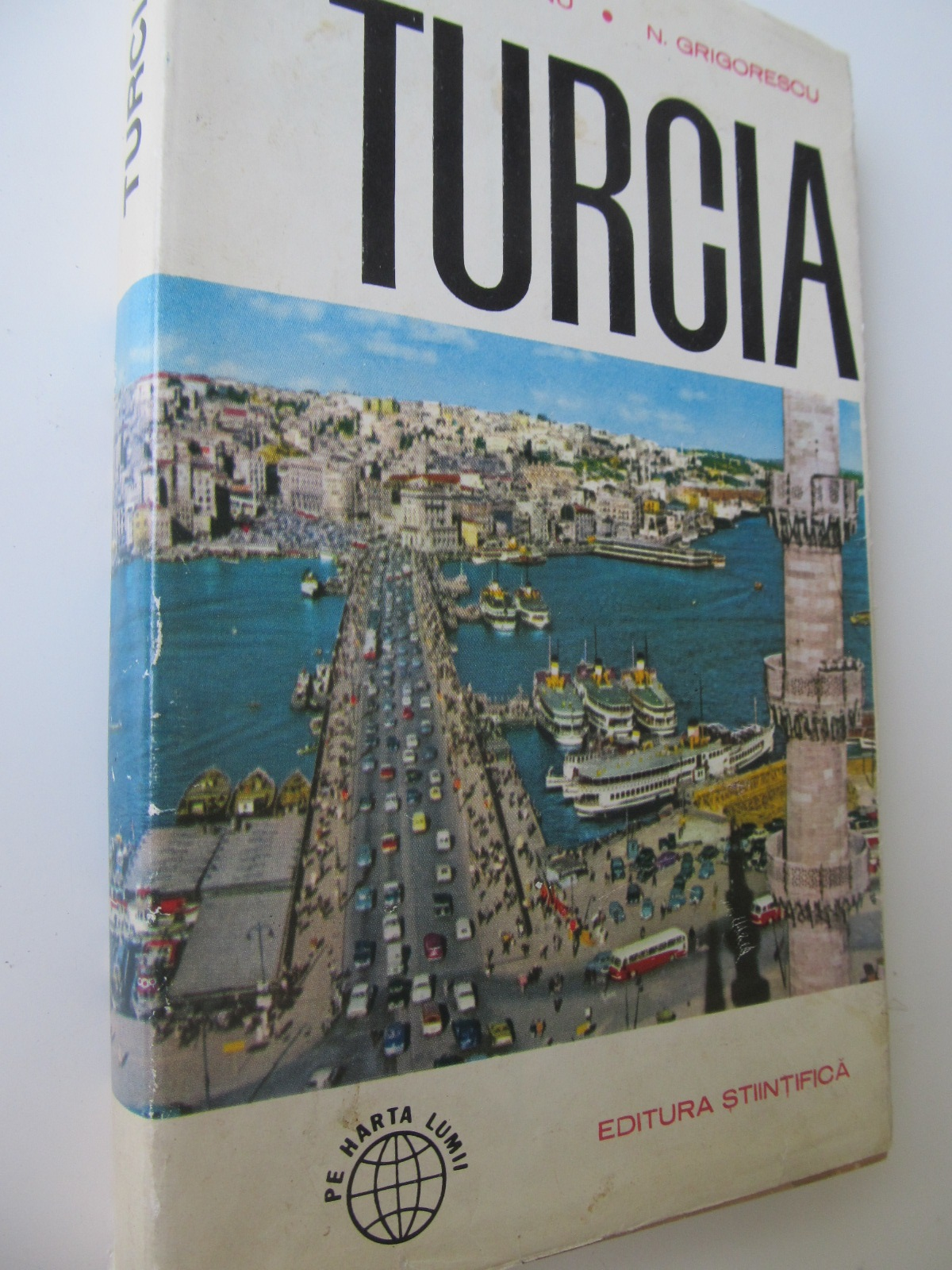 Turcia - L. Brasoveanu , ... | Detalii carte