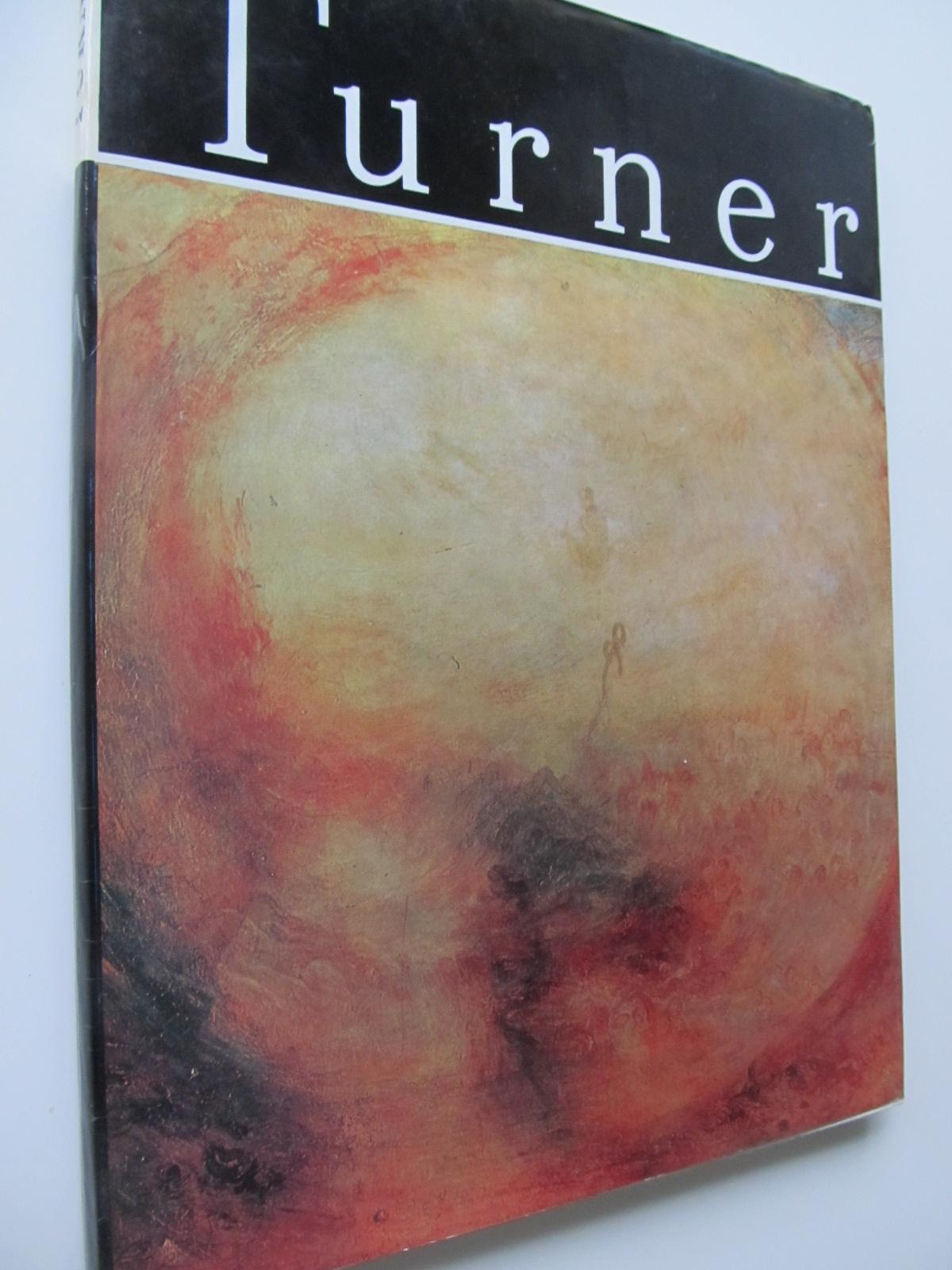 Turner (Album) - format foarte mare - Vasile Nicolescu | Detalii carte