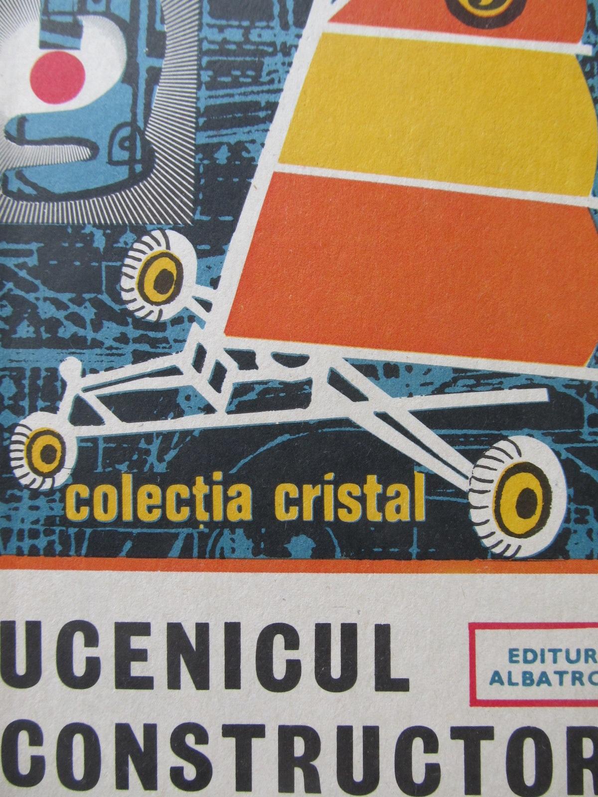 Ucenicul constructor - Claudiu Voda | Detalii carte