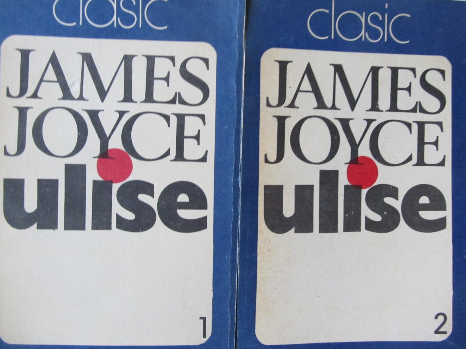 Ulise (2 vol.) - James Joyce | Detalii carte