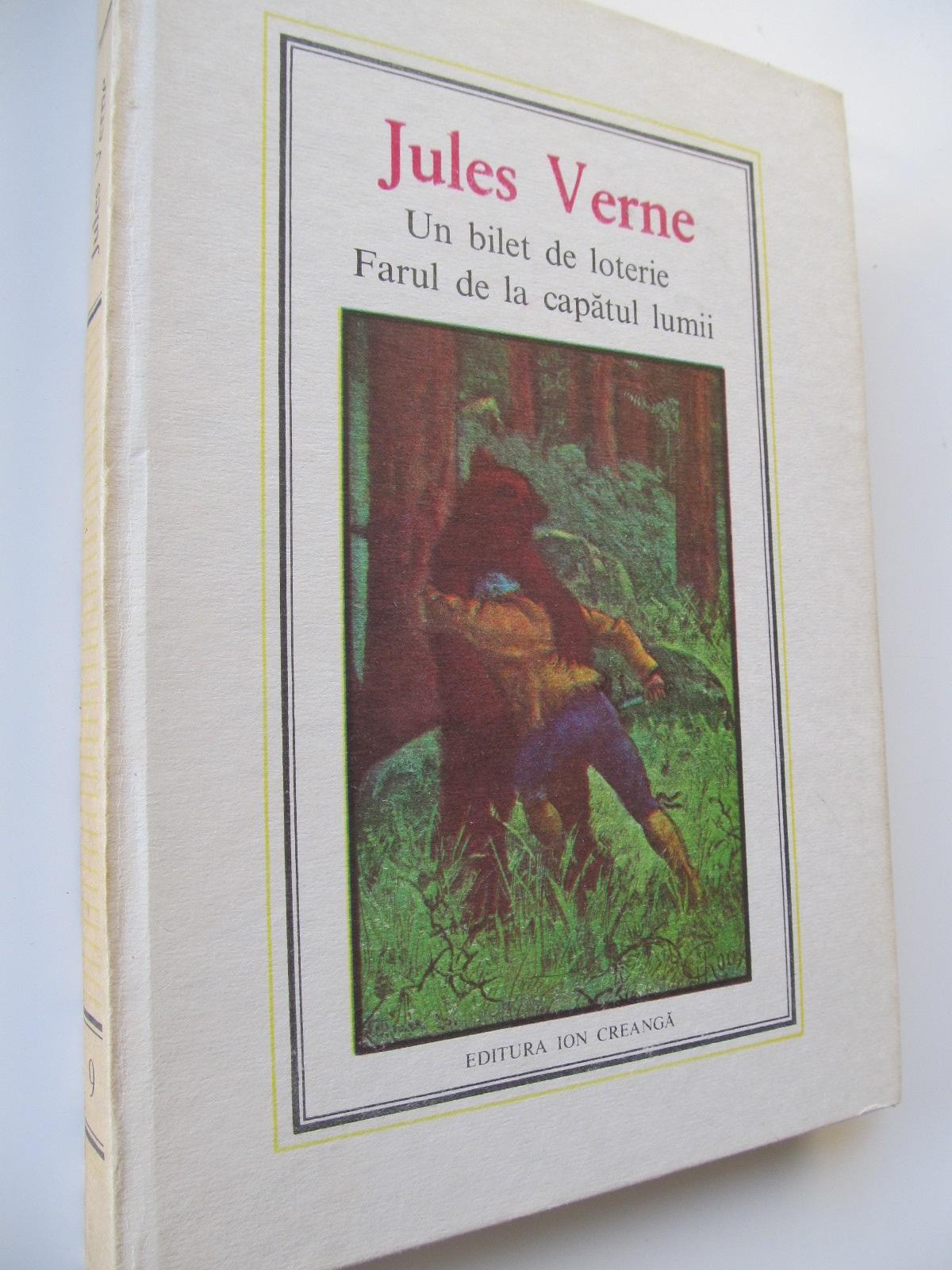 Un bilet de loterie.Farul de la capatul lumii (9) - Jules Verne | Detalii carte