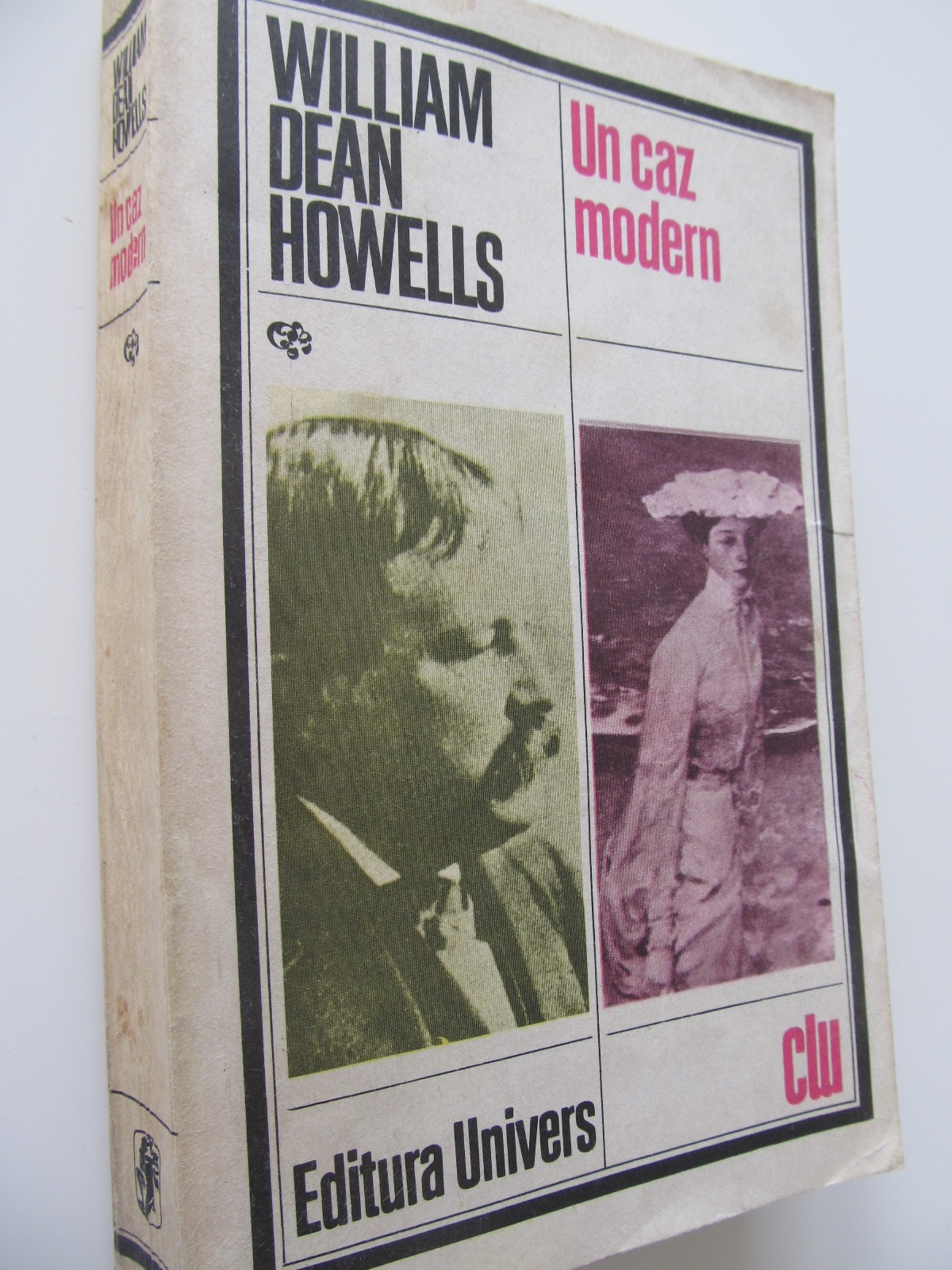 Carte Un caz modern - William Dean Howells
