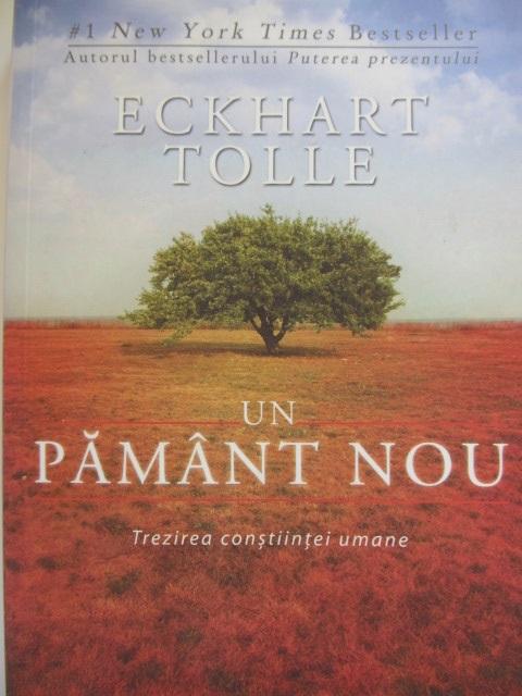 Un pamant nou - Eckhart Tolle | Detalii carte
