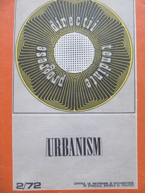 Urbanism Directii tendinte progrese 2/72 - *** | Detalii carte