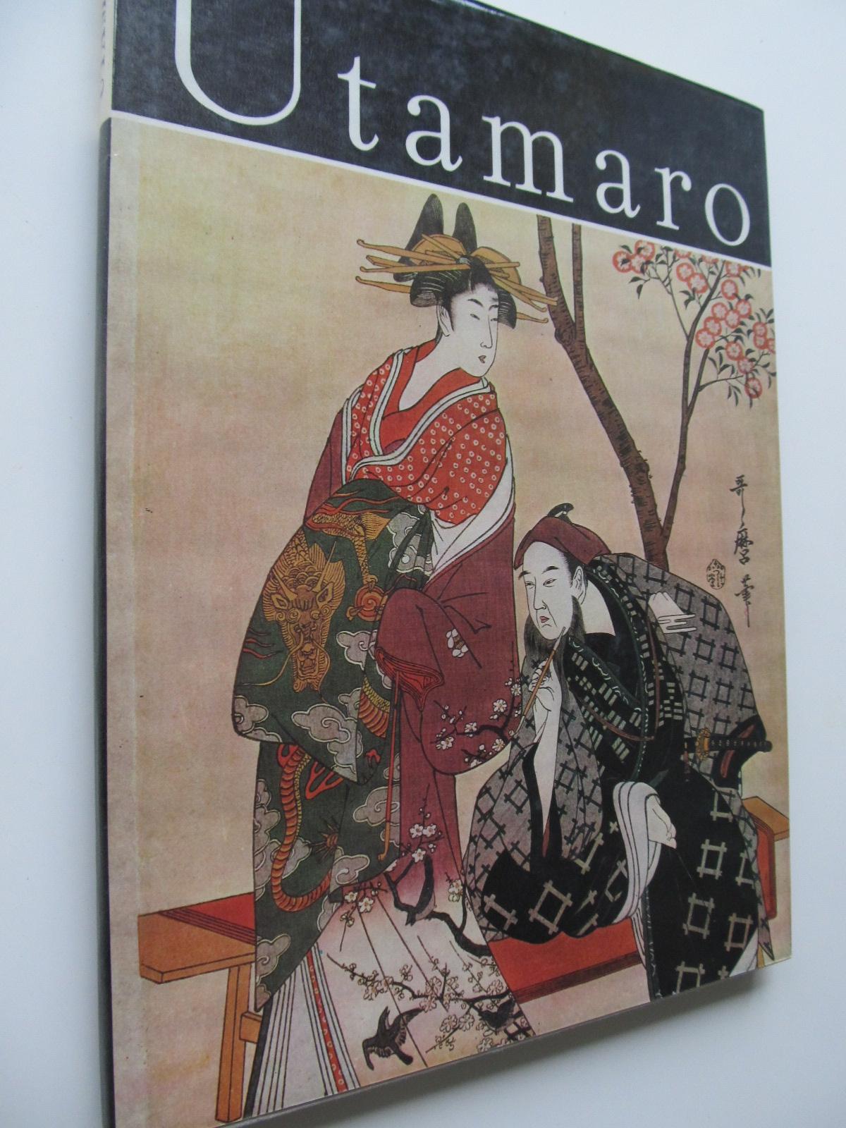 Utamaro (Album) - format foarte mare - Nina Stanculescu | Detalii carte