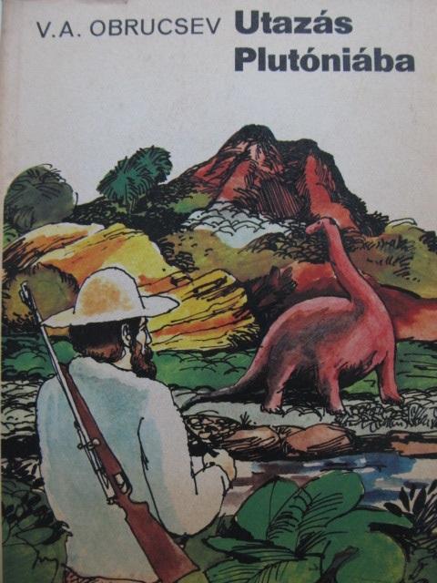 Utazas Plutoniaba - V. A. Obrucsev | Detalii carte