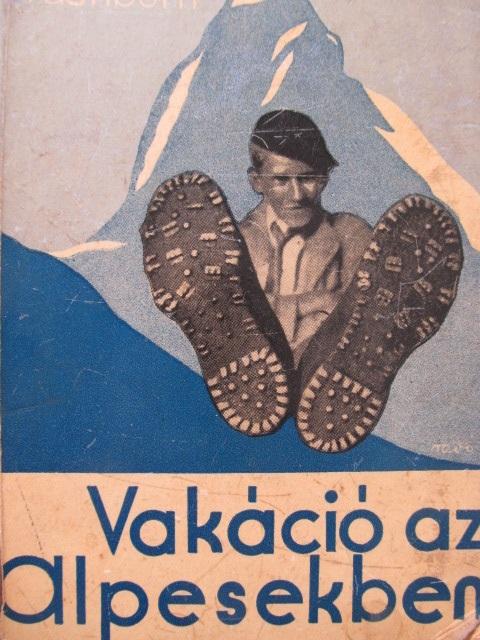 Vakacio az Alpesekben - Bradford Washburn | Detalii carte