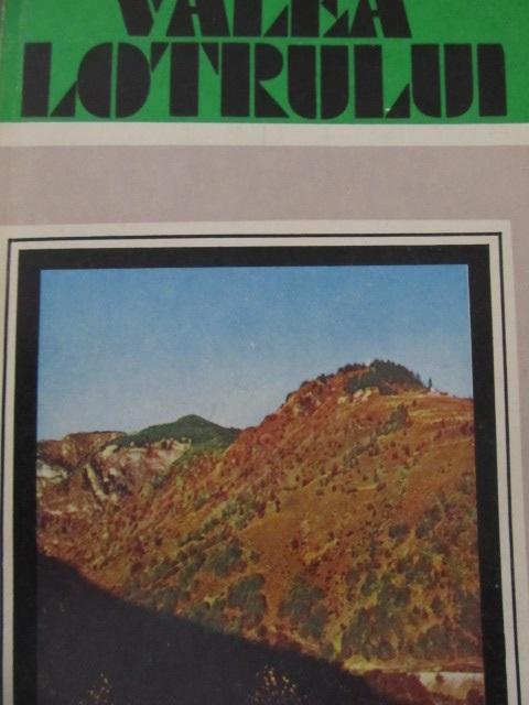 Valea Lotrului - cu harta [1] - Gheorghe Ploaie | Detalii carte