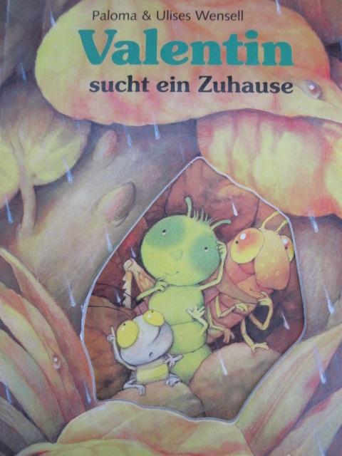 Valentin sucht ein Zuhause - Ein Spielbuch mit 36 Klappen - pagini carton gros - Paloma und Ulises Wensell | Detalii carte
