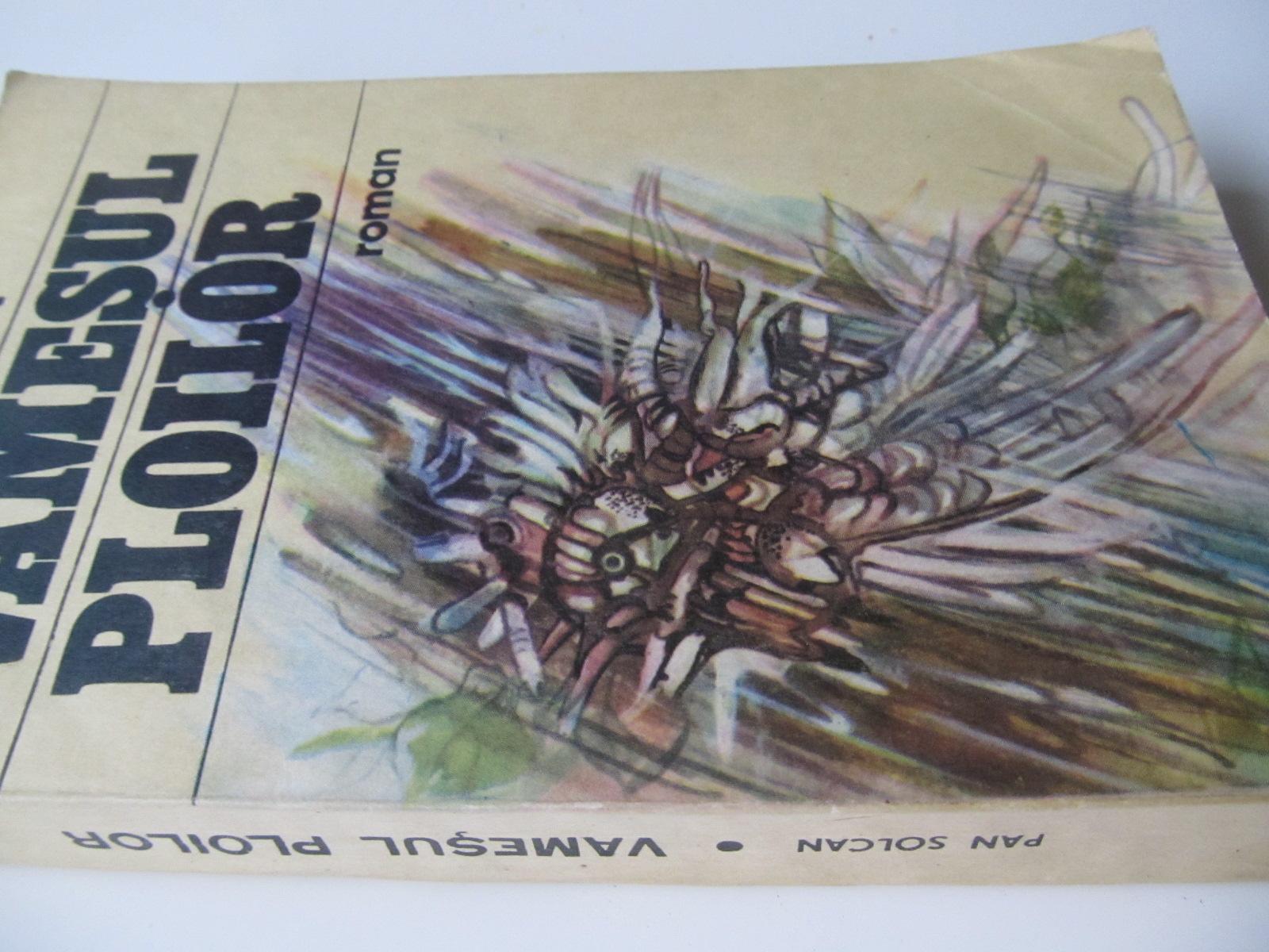 Carte Vamesul ploilor - Pan Solcan