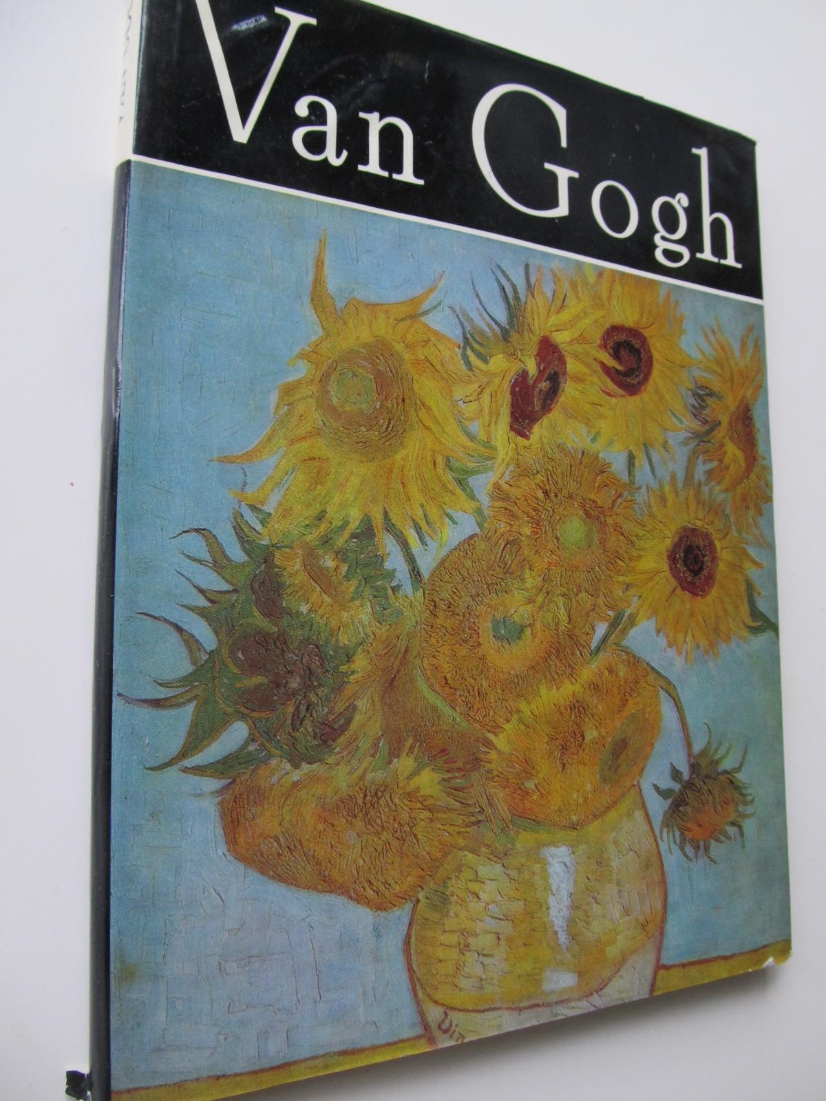 Van Gogh (Album) - format foarte mare - Viorica Guy Marcia | Detalii carte