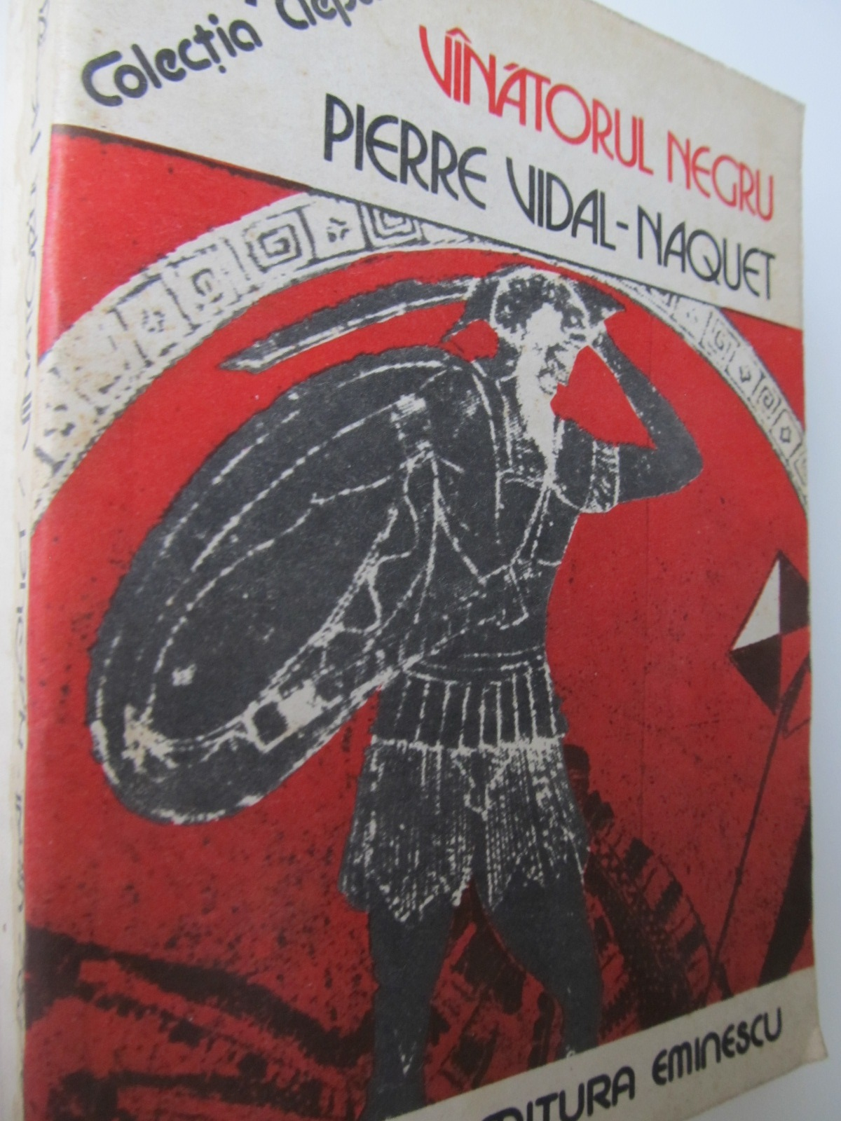 Vanatorul negru - Pierre Vidal Naquet | Detalii carte