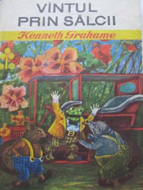 Vantul prin salcii (ilustr. Iacob Desideriu) - Kenneth Grahame | Detalii carte