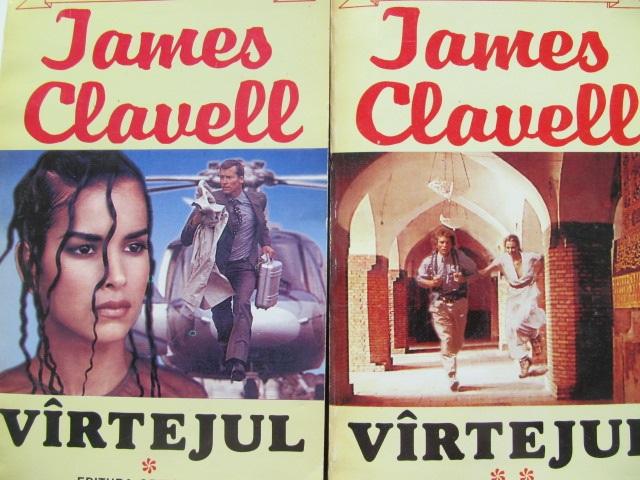 Carte Vartejul (2 vol.) [1] - James Clavell