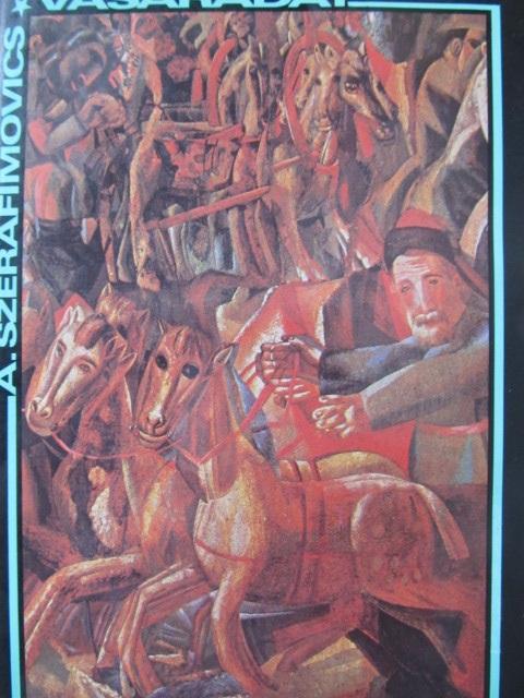 Vasaradat - A. Szerafimovics | Detalii carte
