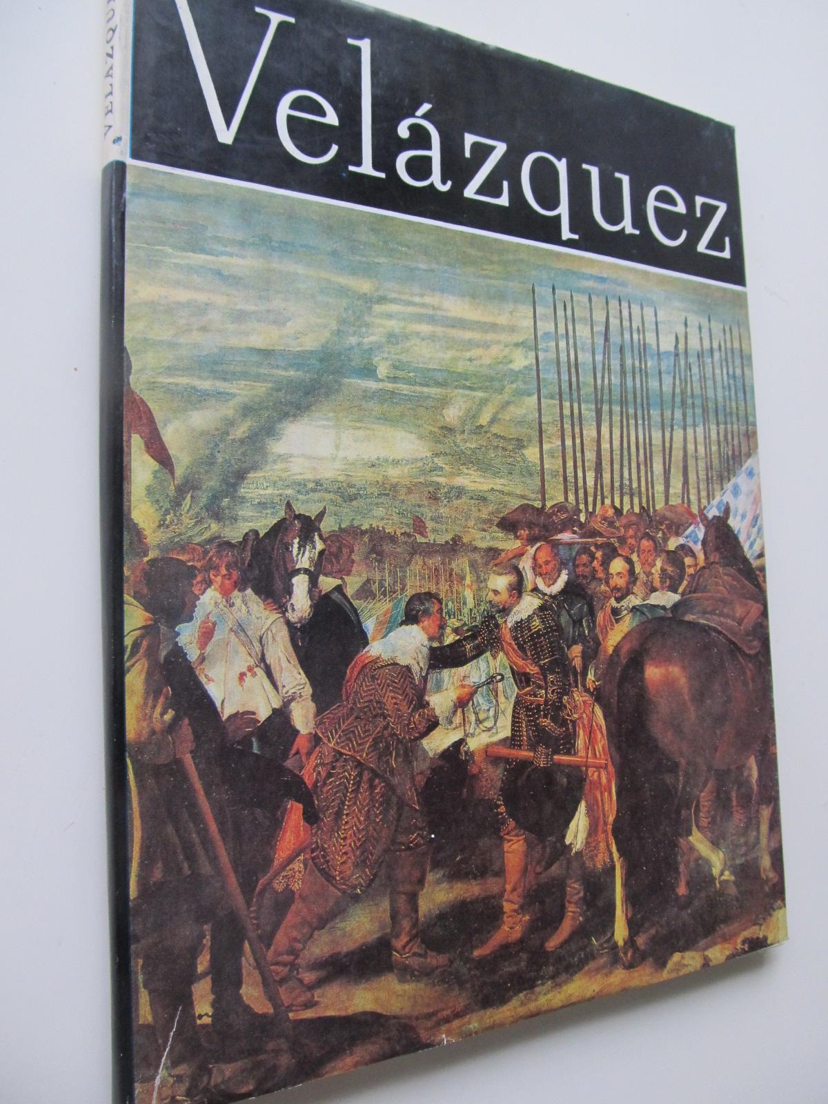 Velazquez (Album) - format foarte mare - Ion Frunzetti | Detalii carte