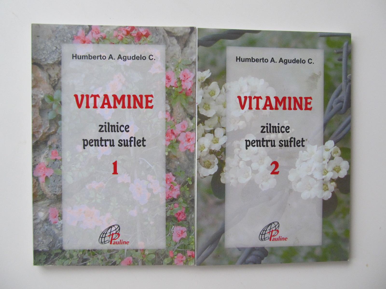 Vitamine zilnice pentru suflet (2 vol.) - Humberto A. Agudelo C. | Detalii carte
