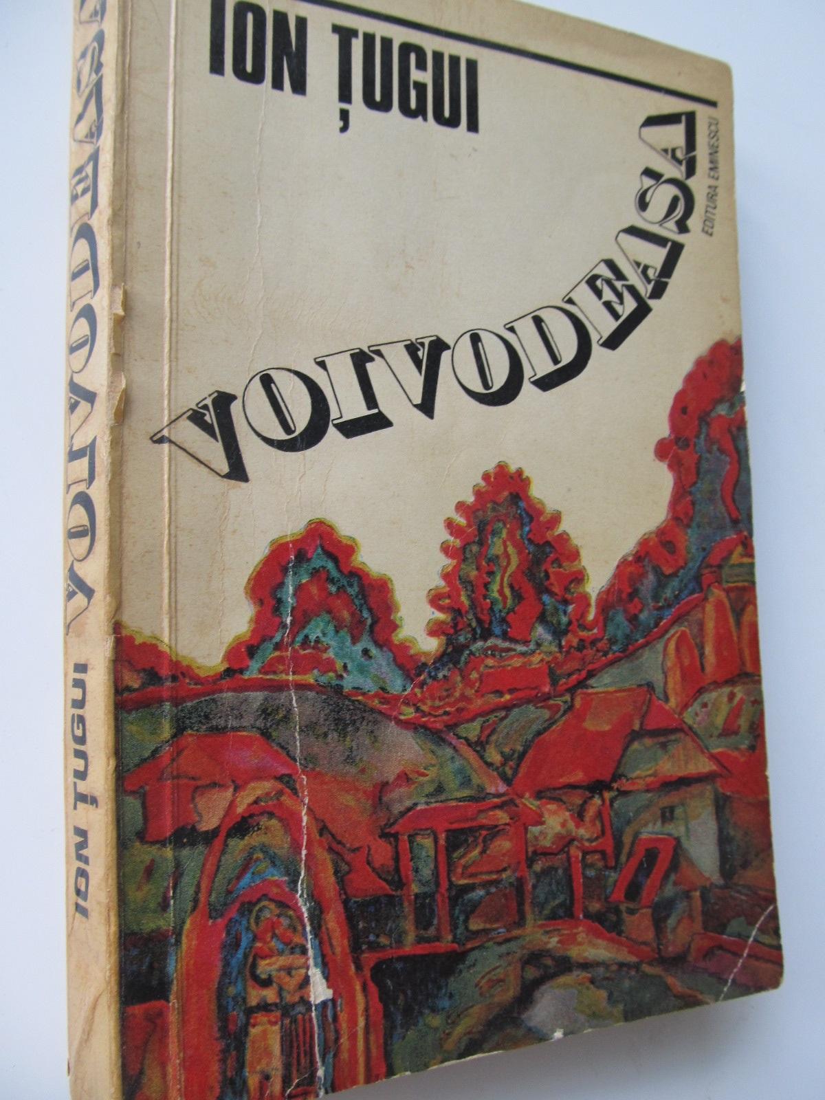 Voivodeasa - Ion Tugui | Detalii carte