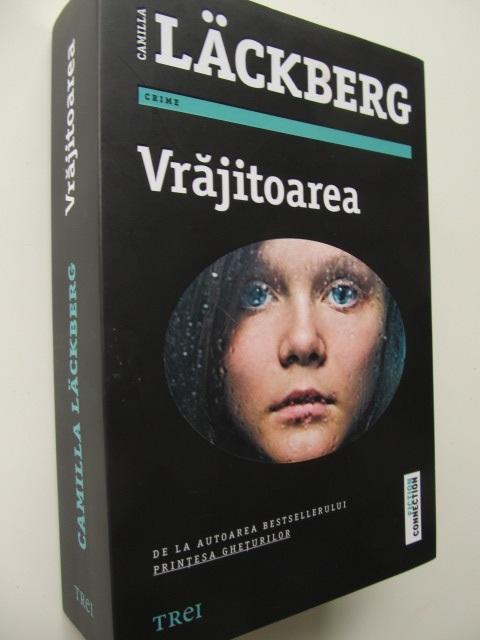 Vrajitoarea - Camilla Lackberg | Detalii carte