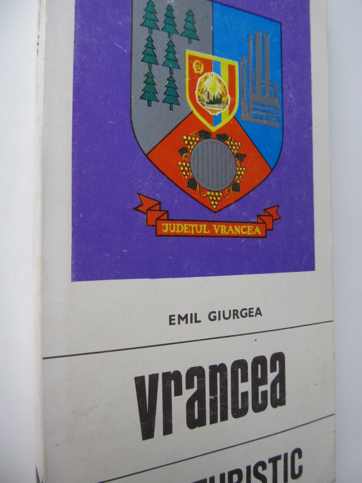 Vrancea - Ghid turistic al judetului (cu harta) - Emil Giurgea | Detalii carte