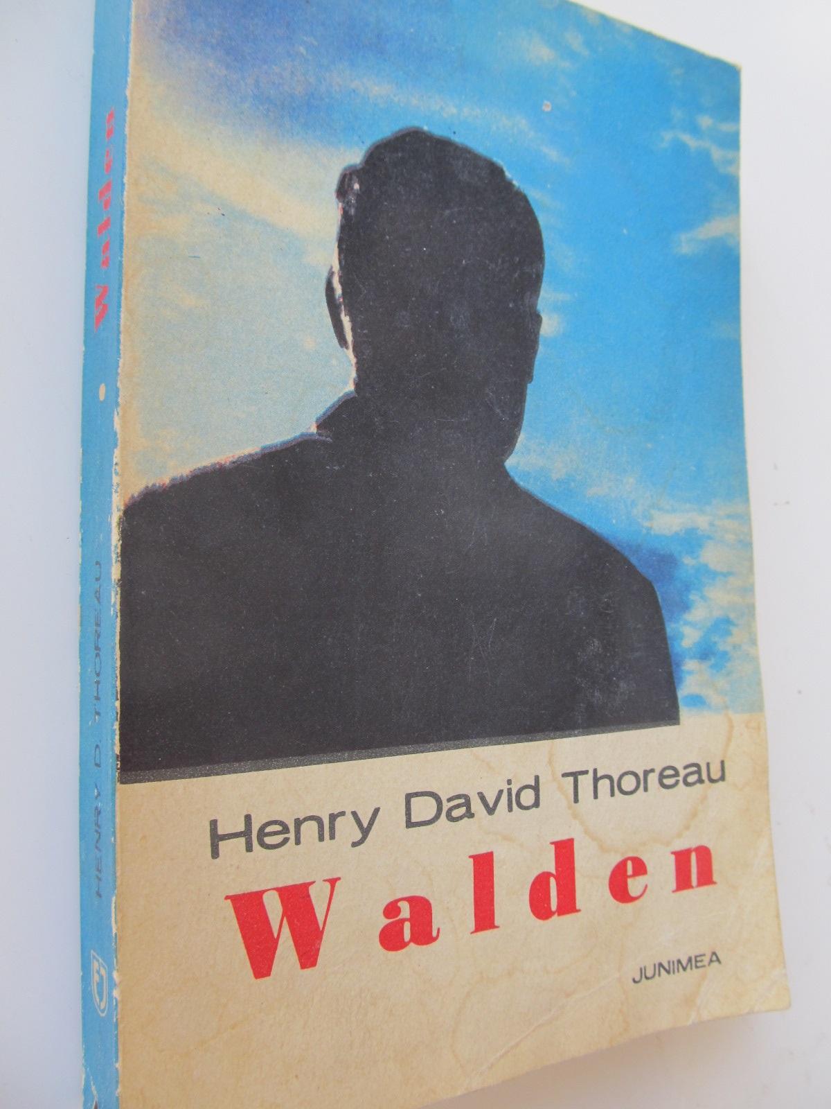 Walden - Henry David Thoreau   Detalii carte