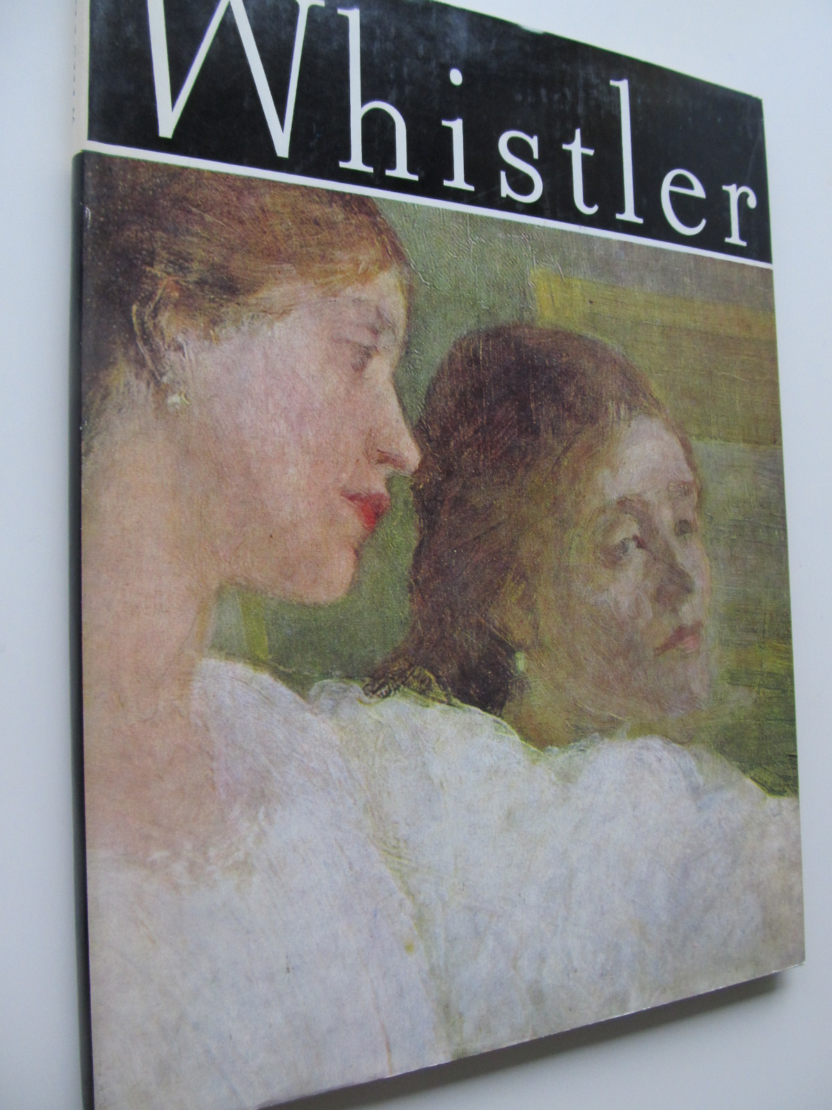 Whistler (Album) - format foarte mare - Vasile Nicolescu | Detalii carte