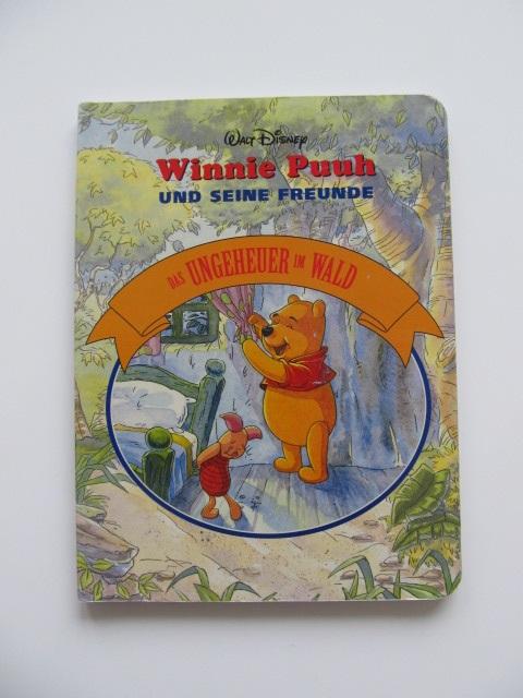 Winnie Puuh und seine Freunde - Das Ungeheuer im Wald - pagini carton gros - Walt Disney | Detalii carte