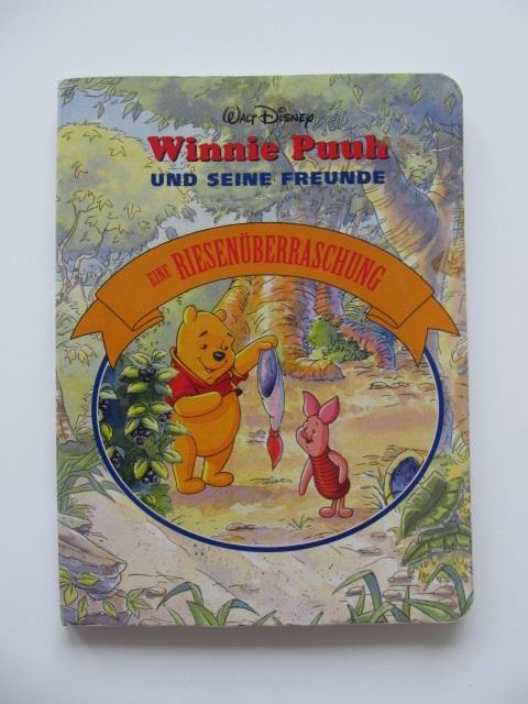 Winnie Puuh und seine Freunde - Eine Riesenuberraschung - pagini cartonate - Walt Disney | Detalii carte