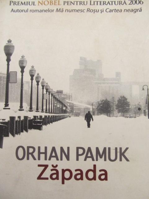Zapada - Orhan Pamuk | Detalii carte