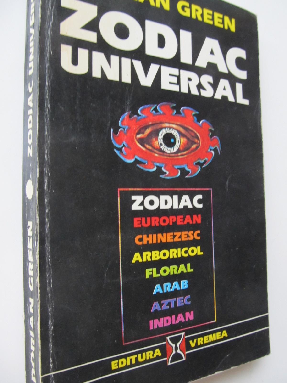 Carte Zodiac universal - european , chinezesc , arboricol , floral , arab , aztec , indian - Dorian Green