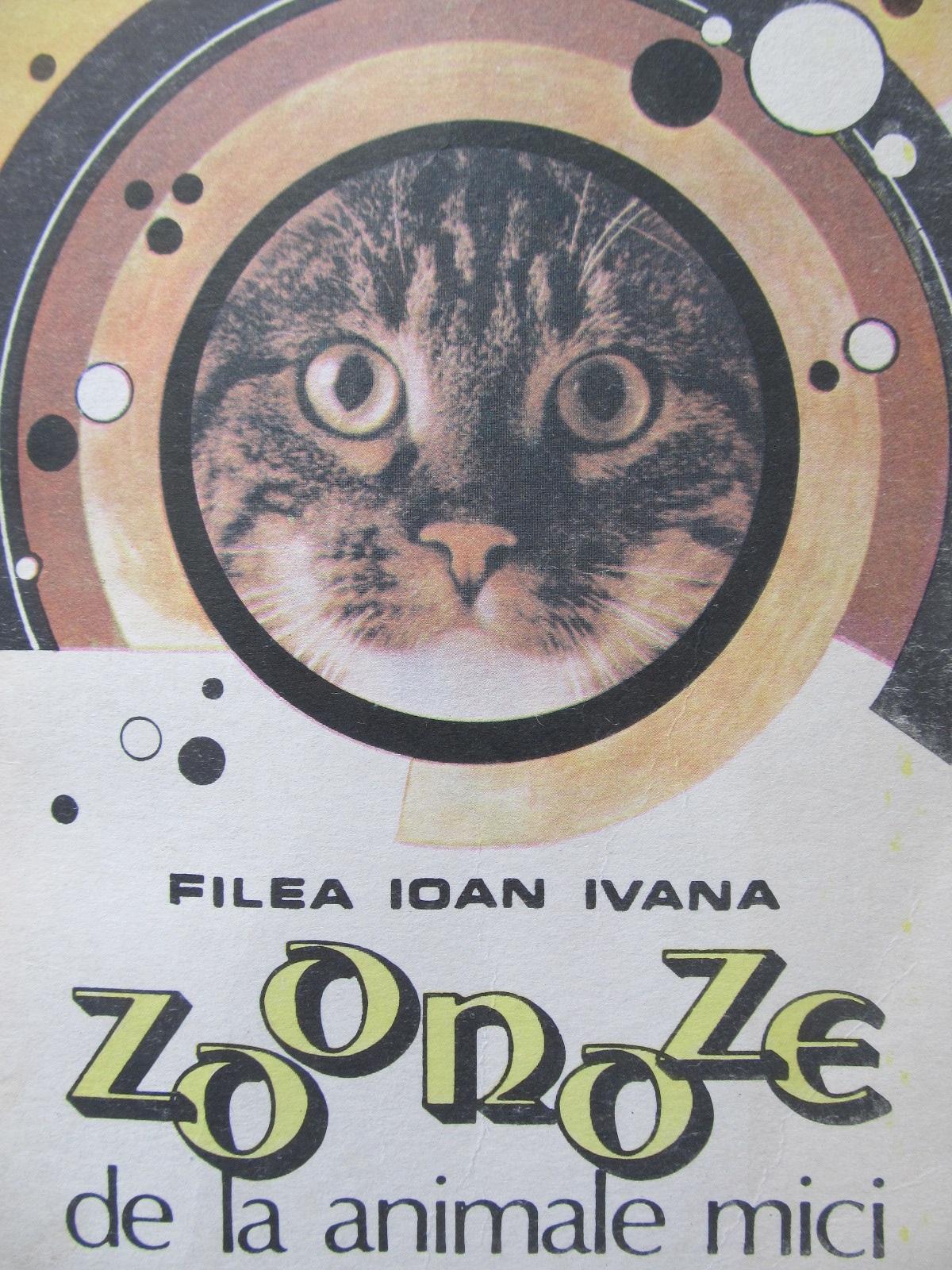 Zoonoze de la animale mici - Filea Ioan Ivana | Detalii carte