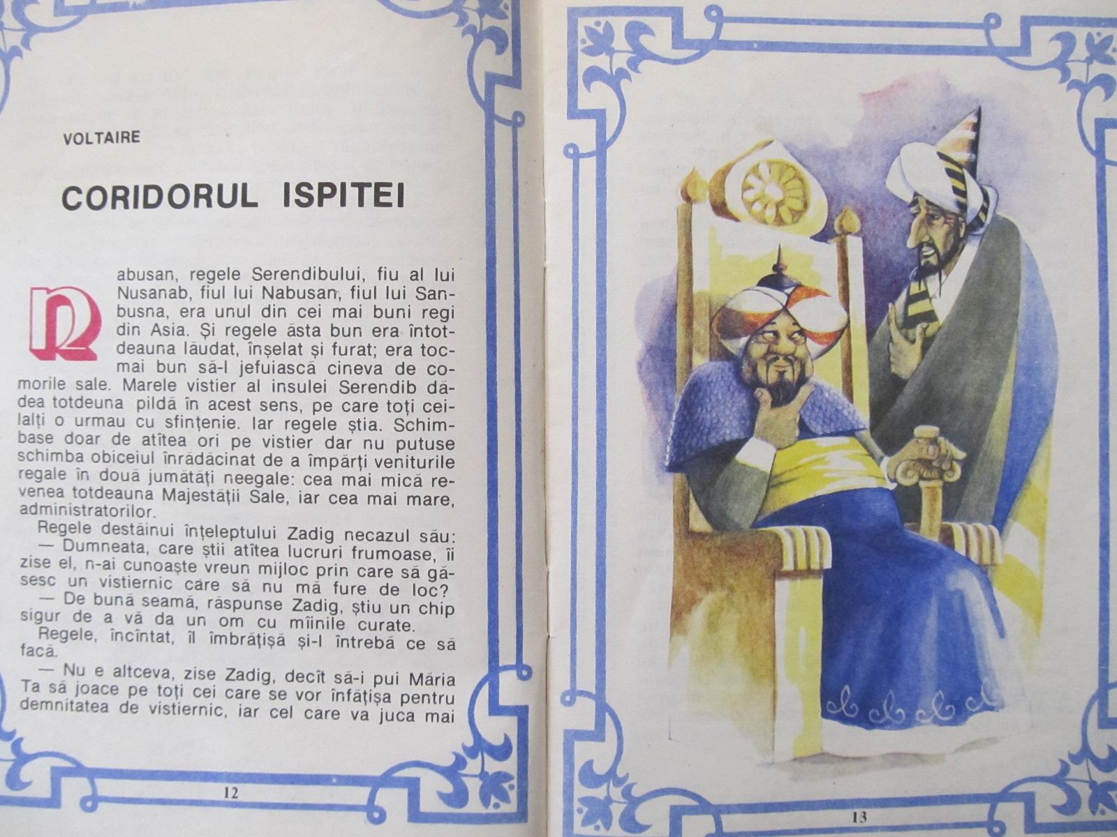 Carte 5 povestiri nemuritoare - Tolstoi , Voltaire , O. Wilde , Daudet , W. Hauff