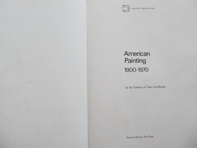 Carte American painting 1900 - 1970 (album) - ***
