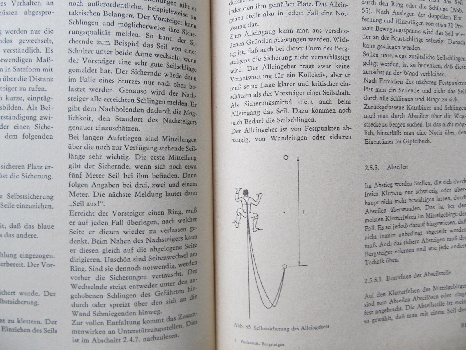Carte Berg steigen (alpinism) - Wolfram Kind , ...