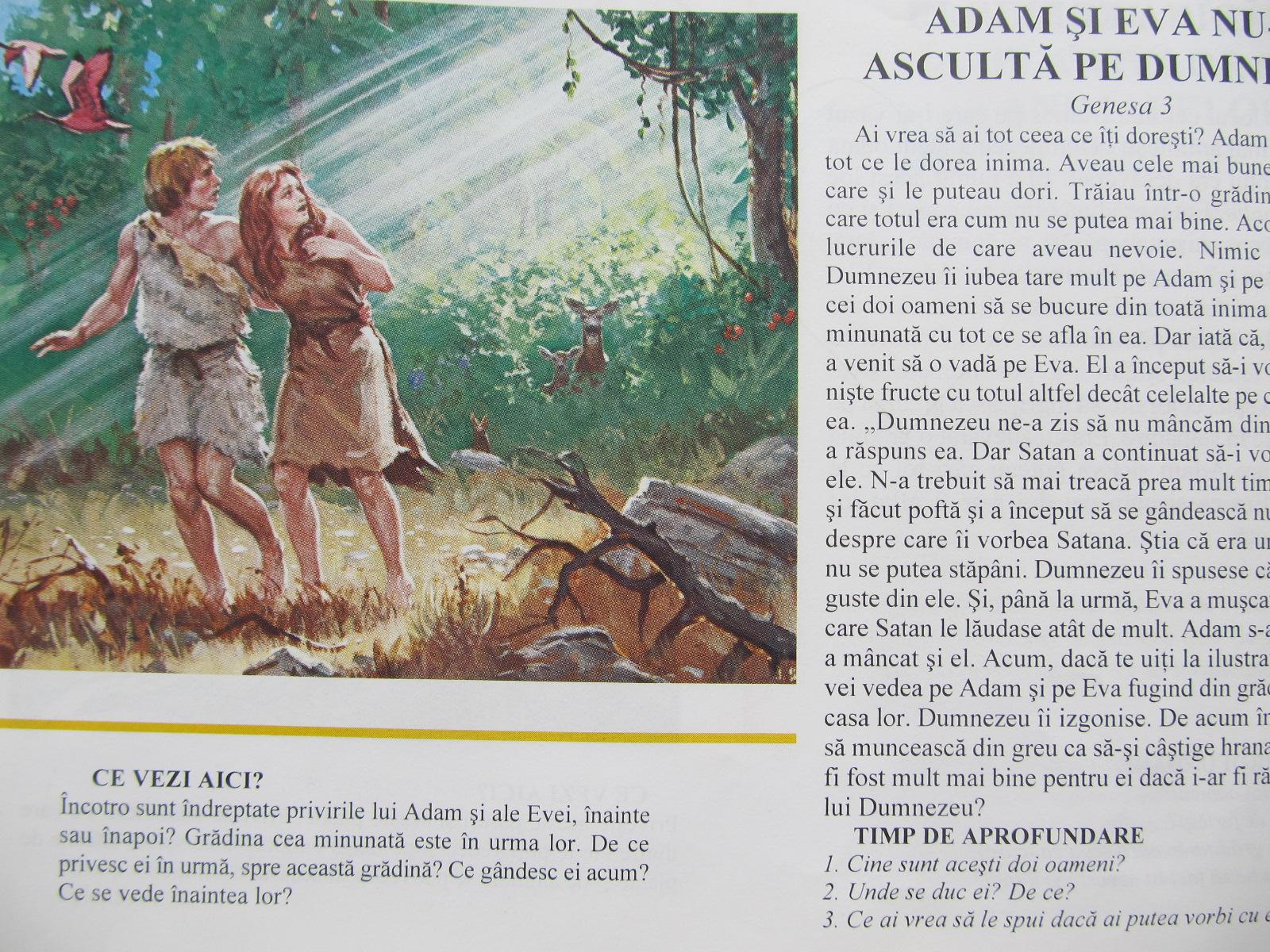 Carte Biblia mea cu ilustratii - De citit si spus altora [1] - V. Gilbert Beers