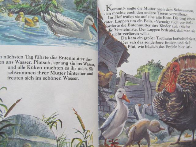 Carte Das hassliche Entlein - ***