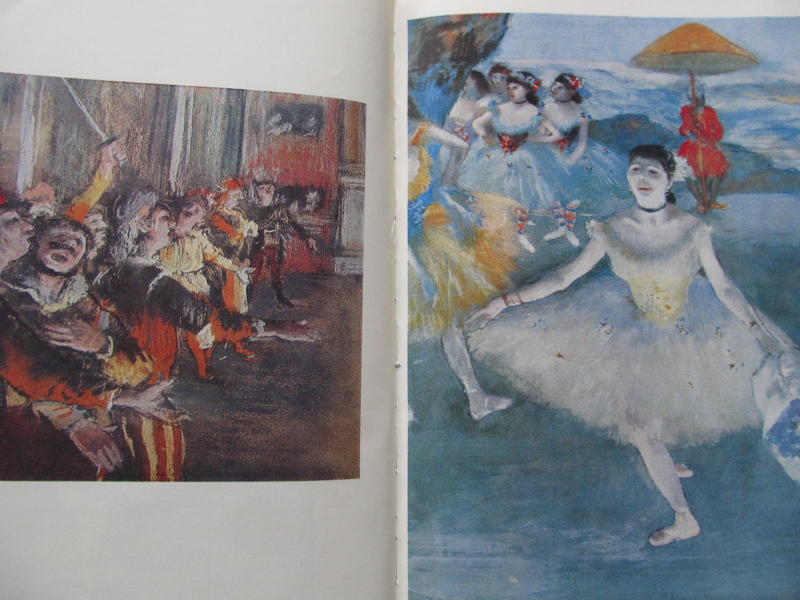 Carte Degas (Album) - format foarte mare - Radu Boureanu