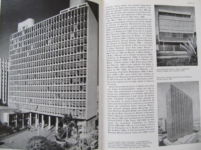 Carte Dictionnaire de l'Architecture moderne - Gerd Hatje , Wolfgang Pehnt , ...