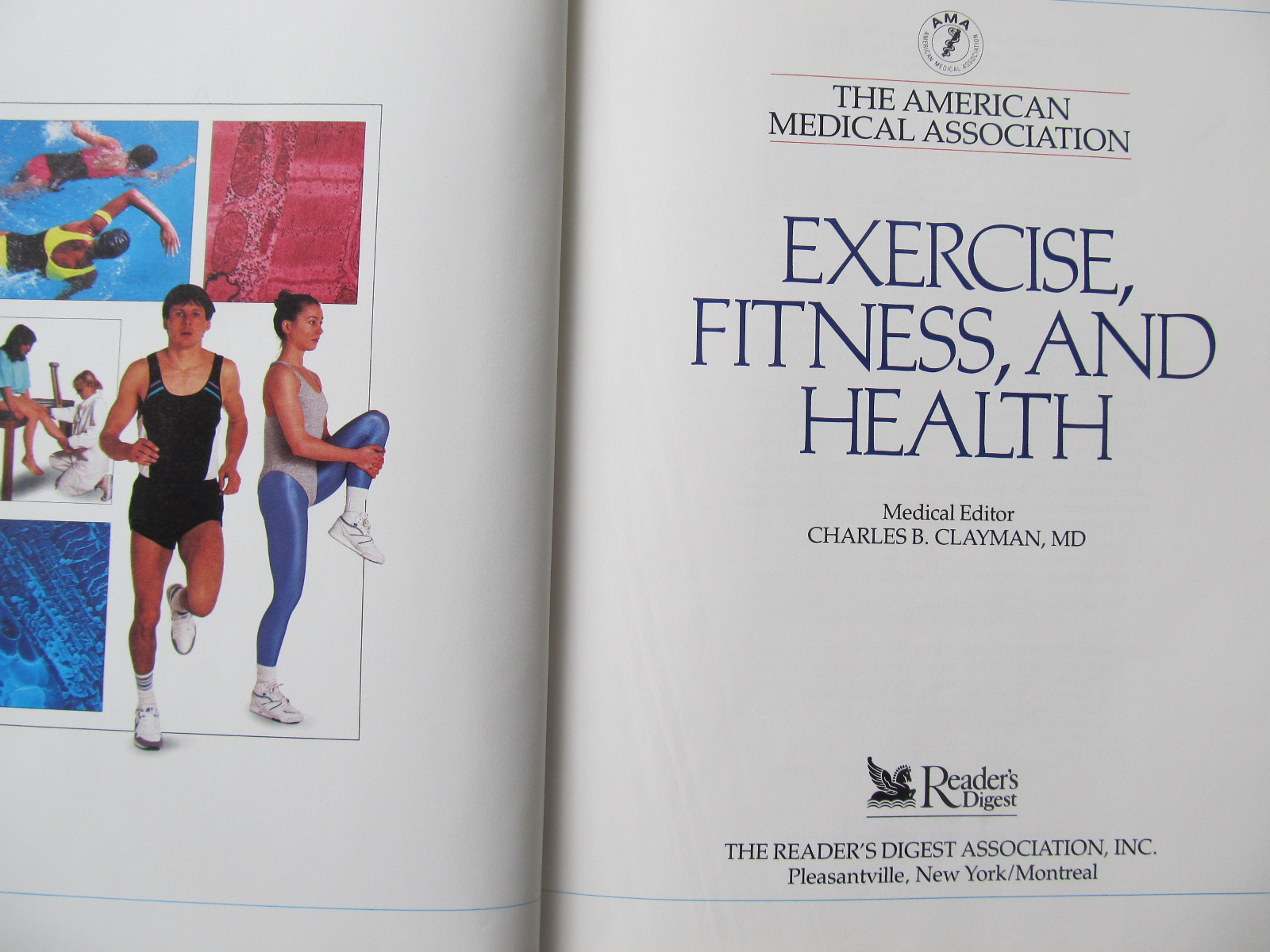 Carte Exercise fitness and health - ***